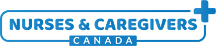Nurses And Caregivers Mobile Logo